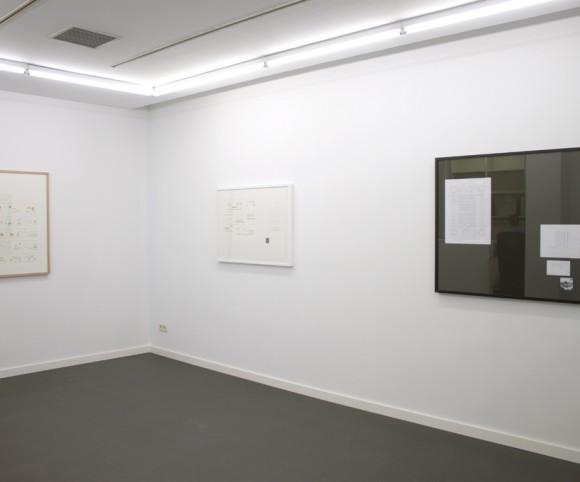 Karlos Gil | Colorless Green Ideas Vistas de la exposición | Exhibition views | Garcia Galeria